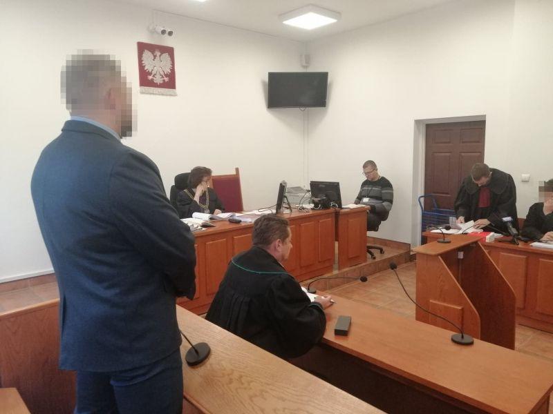 Sądzie Rejonowym w Kołobrzegu trwa proces kierowcy śmieciarki